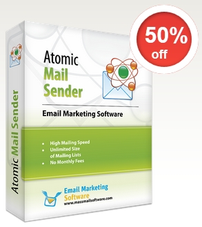 atomic mail sender black friday