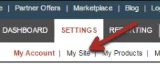 clickbank mysite