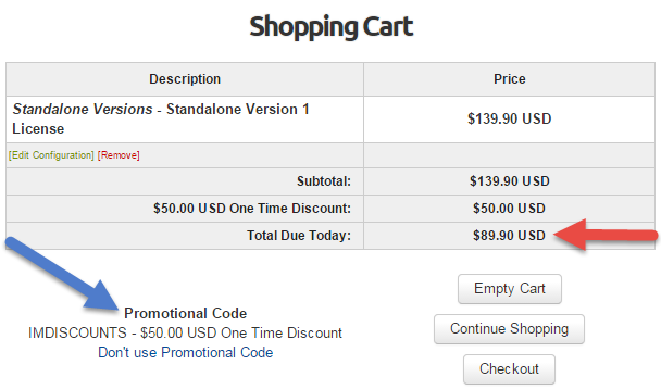 cpa network script coupon code