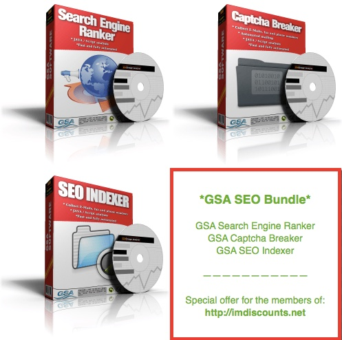 gsa seo bundle