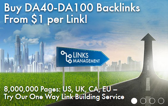high page rank backlinks