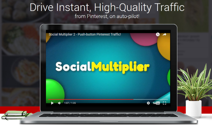 Social multiplier discount