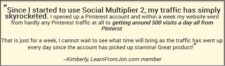 Social multiplier review