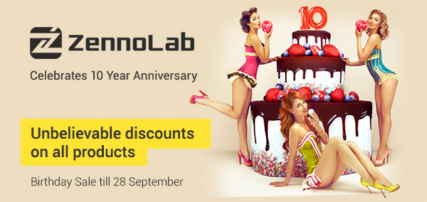 ZennoLab Discount